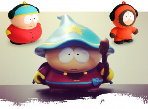 South Park palkinnot