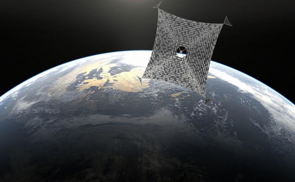 Sunjammer Solar Sailin kaltaisia aurinkopurjeita pidetään yhtenä lupaavimmista tulevaisuuden moottoritekniikoista. Jalkapallokentän laajuinen Sunjammer olisi lähetetty avaruuteen aivan näinä päivinä, mutta NASA päätti viime hetkellä perua laukaisun.