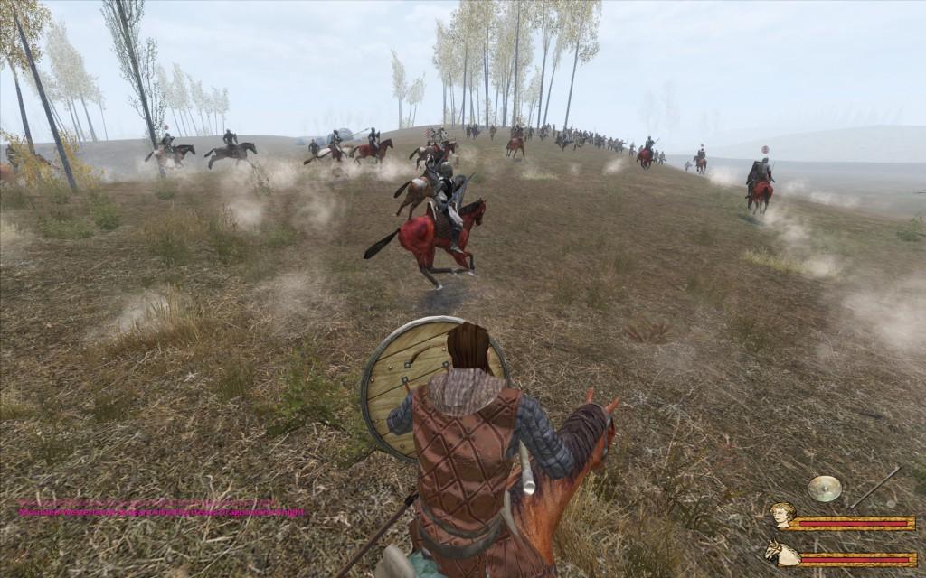 Taistelun jälkeen hevosenliha on alessa.