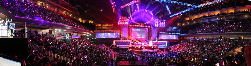 League of Legends -maailmanmestaruuskisat käydään nykyään komeissa puitteissa. Moisesta ei alle 10 vuotta sitten voinu kuin haaveilla.