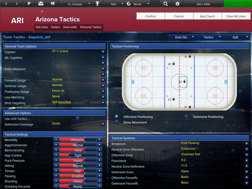 Eastside Hockey Manager_4_tactics