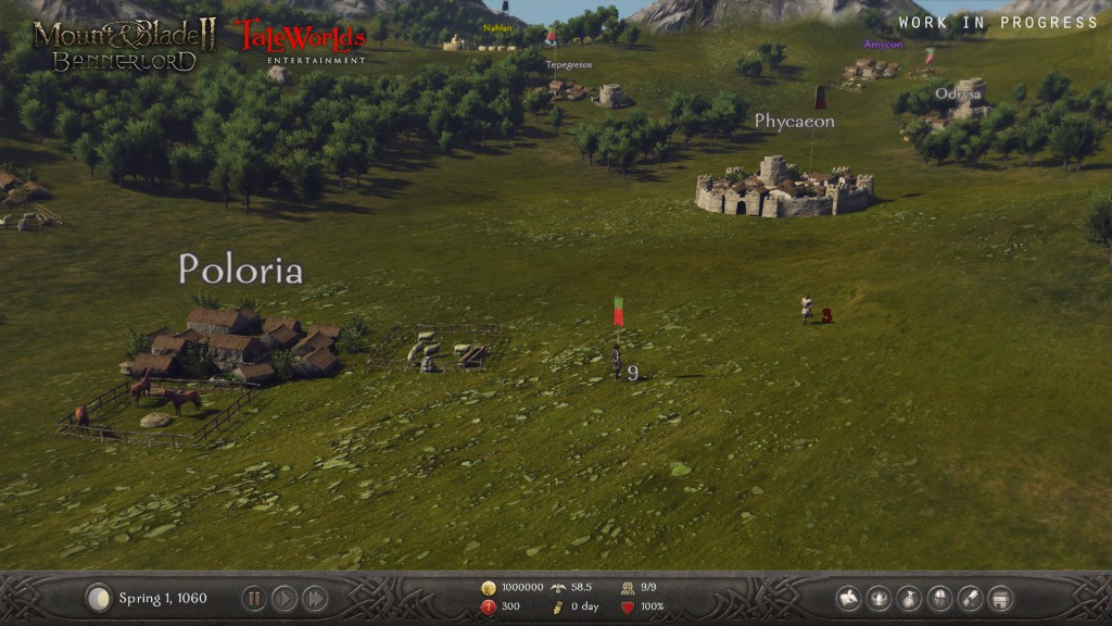 Mount & Blade 2 Bannerlord_map