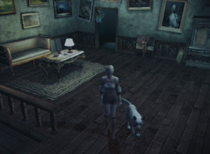 haunting ground ps2 iso